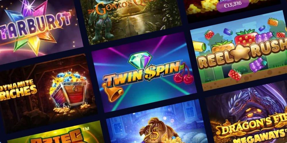 Casino Games – Play Free
